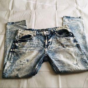 AFFLICTION Gage Jeans